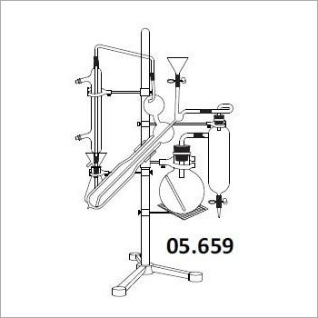 05.659 Micro Kjeldhal Nitrogen Distillation Assembly