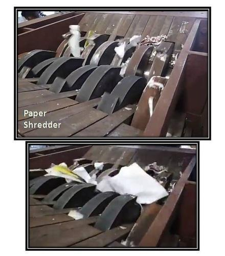 Paper Shredding Machine Rental