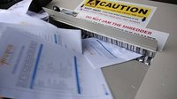 Paper Shredder For Rent