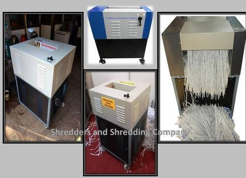 Industrial Paper Shredder Rental