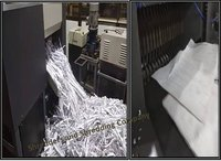 Heavy Duty Shredder Hire