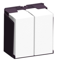 Mini N Fold Tissue Dispensers
