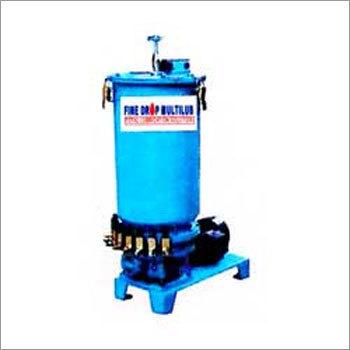 Multipoint Radial Lubricator