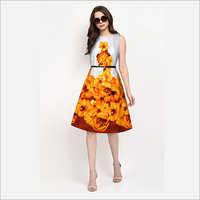 Exclusice Designer One Piece Dress