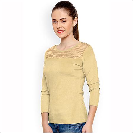 Ladies Full Sleeves T-Shirt