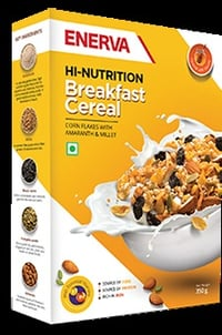 Enerva Breakfast Cereals
