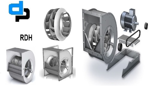 Series RDH Nicotra Backard Curved Centrifugal Fan-