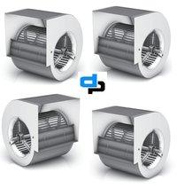 Nicotra Backward Curved Centrifugal Fan RDH 280 R