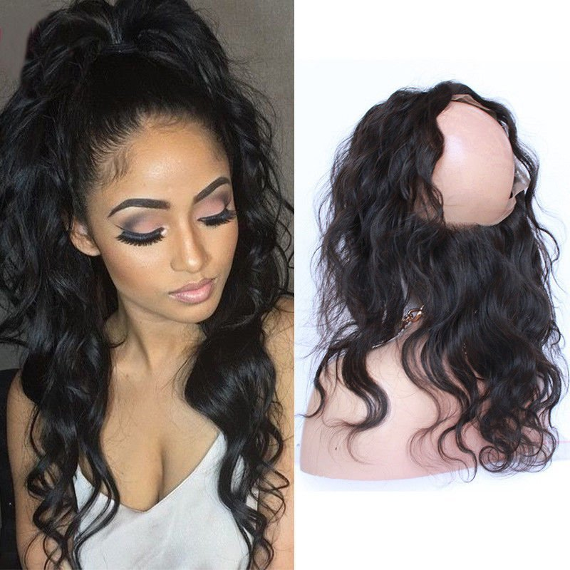 Wavy 360 Lace Frontal