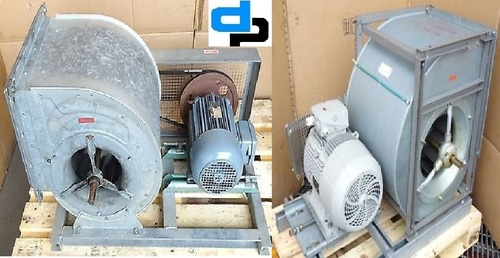 Nicotra Backward Curved Centrifugal Fan RDH 1250 X1