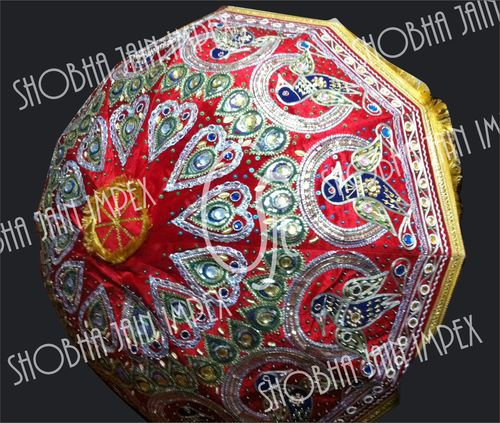 Barat Wedding Umbrella