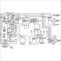 Electrical Cad Drawing Services