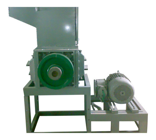 Scrap Crushing Machine