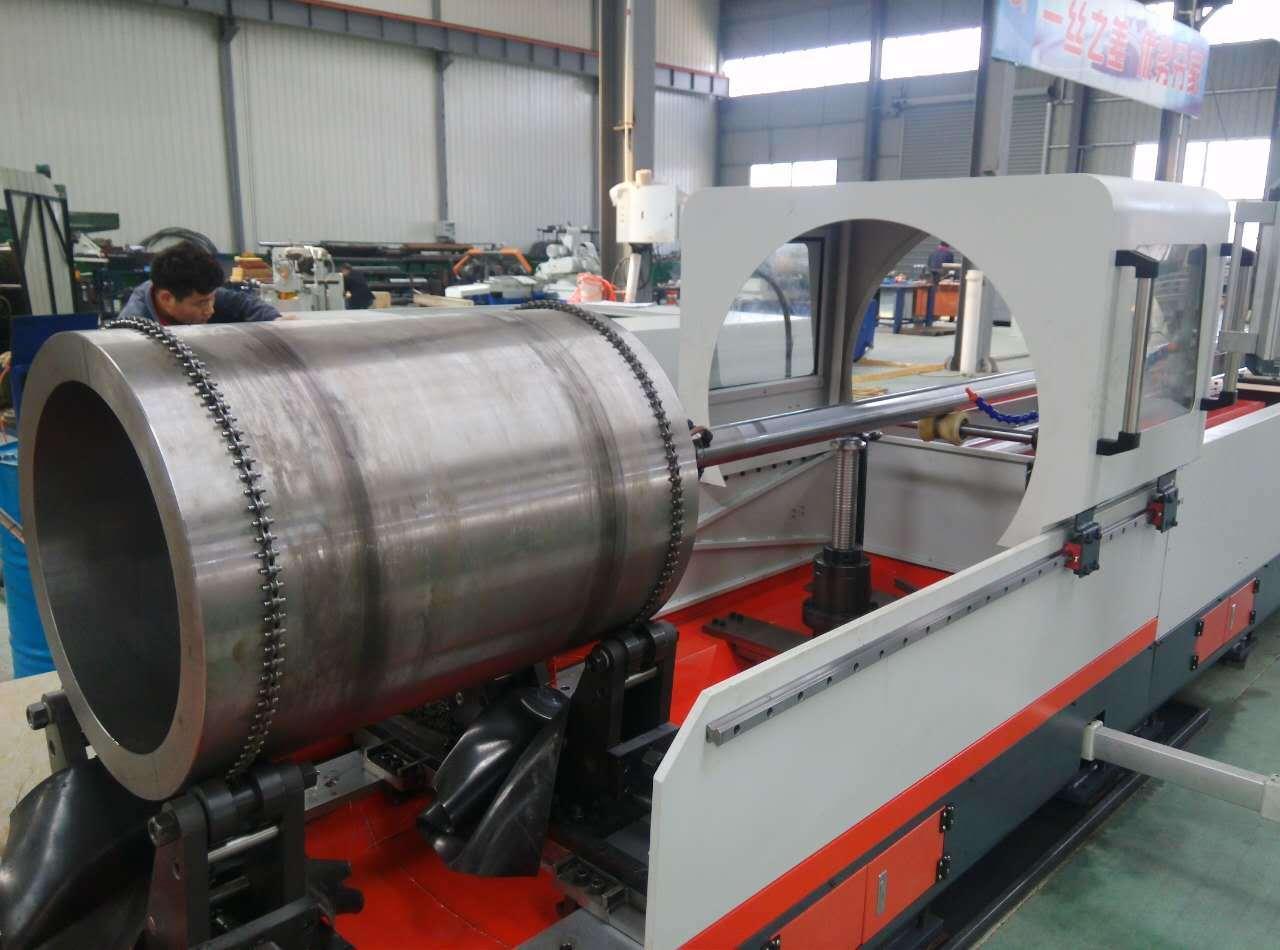 Hydraulic Cylinders Drilling Machine