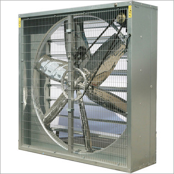 Greenhouse Ventilation Spare System