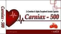 Acetyl L-Carnitine & VIT E