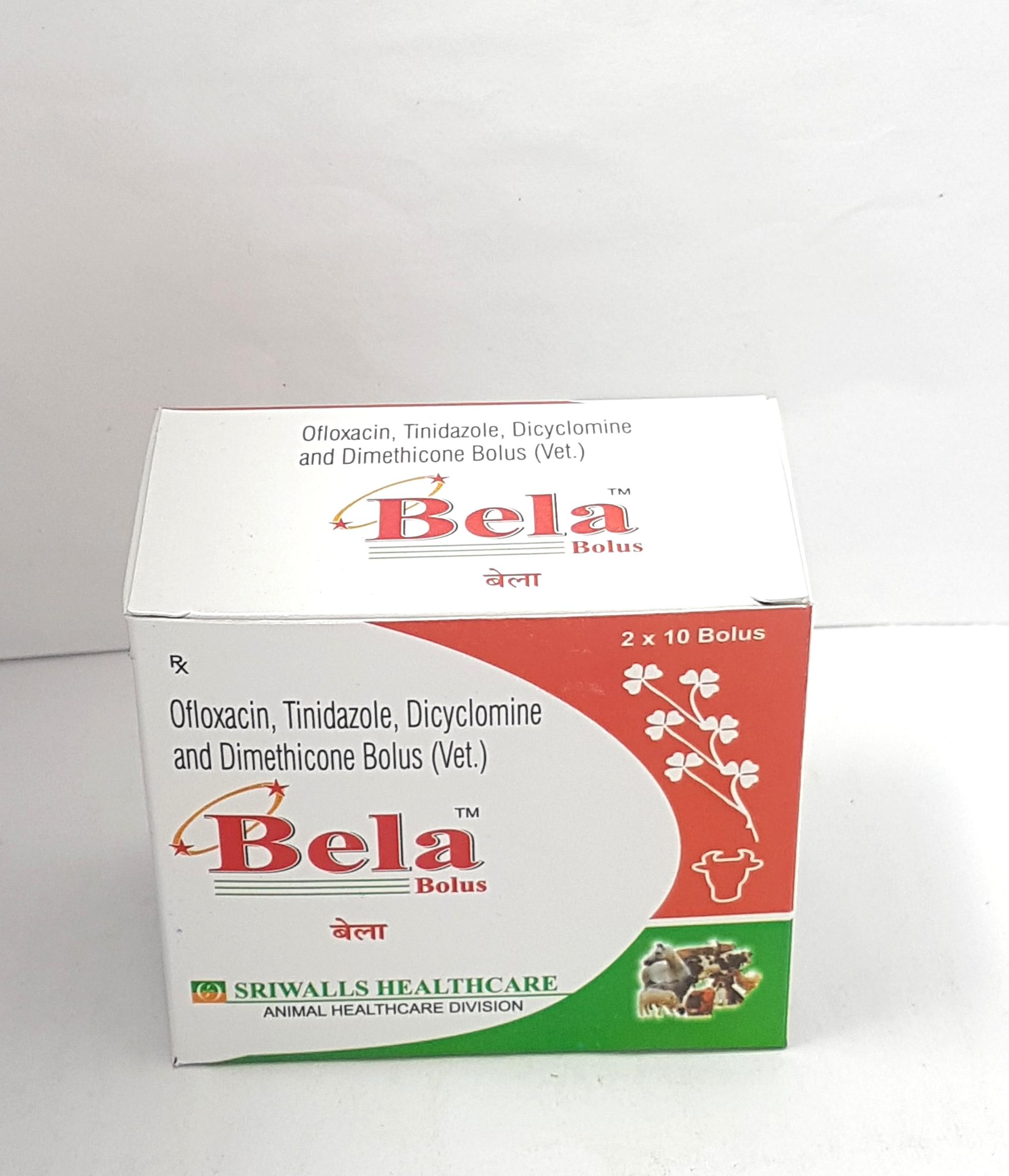 Ofloxacin Bolus