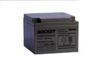 Rocket ESC 26 Ah 12 V Battery