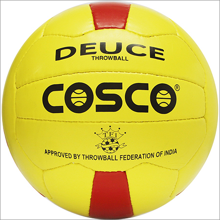 Deuce Throw Balls