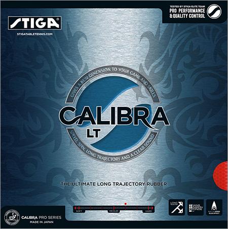 Stiga Calibra LT Rubbers