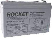 Rocket ESC 100 Ah 12 V Battery