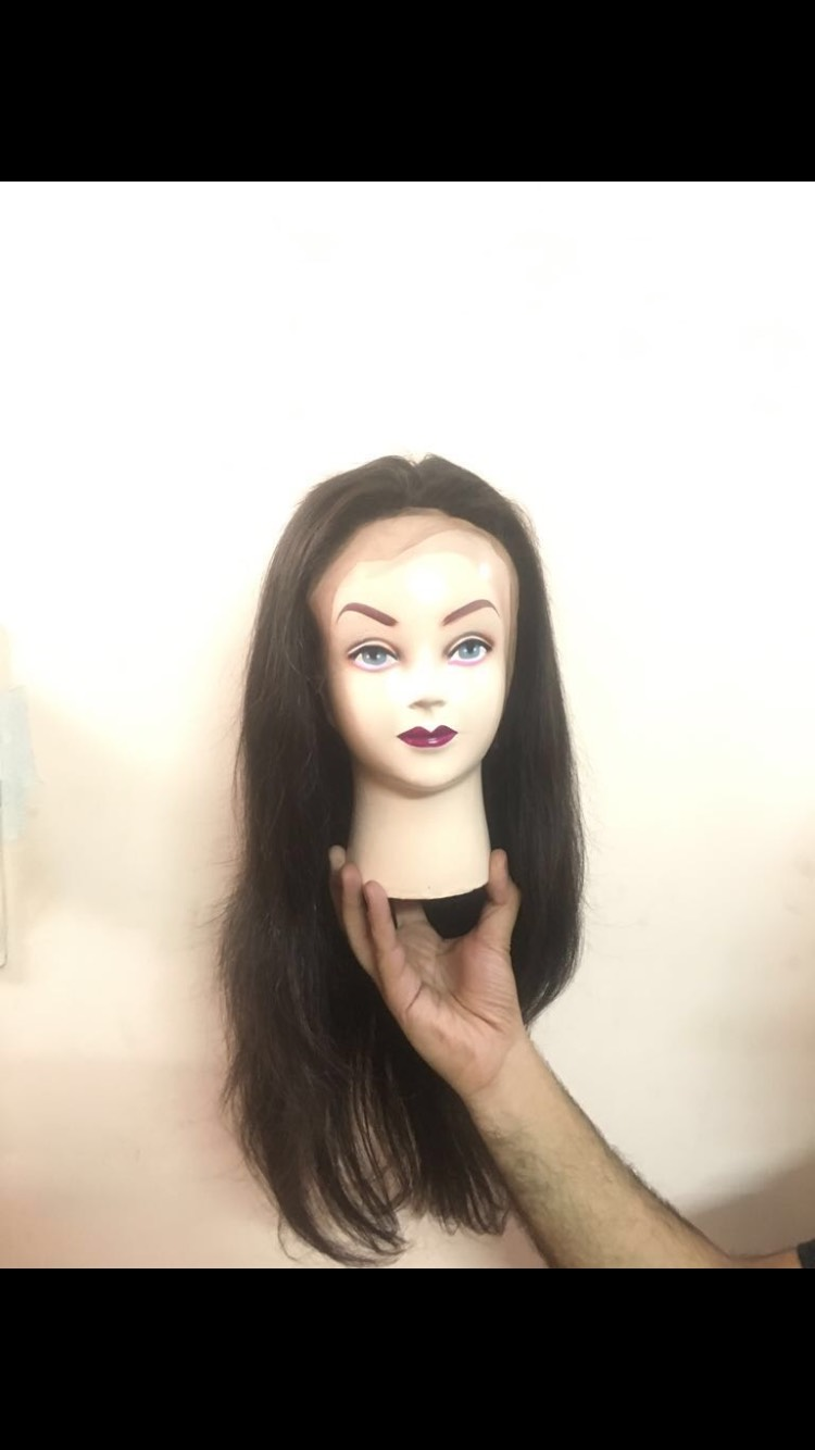 Full Lace Wigs -  Natural Straight