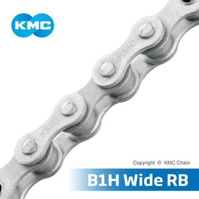 Stainless Steel B1H Wide Rb Anti Rust Bicycle Chain