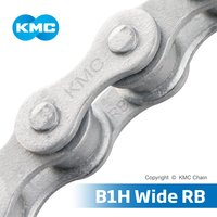 B1H Wide RB Anti Rust Bicycle Chain