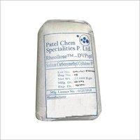 Sodium CarboxyMethyl Cellulose (CMC)