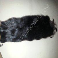 Silky Straight Wave Style and Remy Hair Grade Indian bulk hair vendor