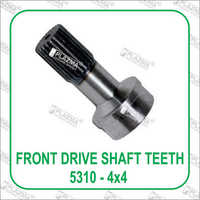 FRONT DRIVE SHAFT TEETH 5310