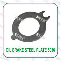 OIL BRAKE STEEL PLATE 5036