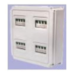 Flush Mounted Modular Distribution Boxes