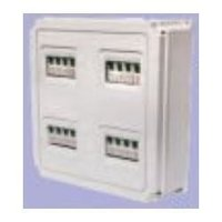 Flush Mounted Modular Distribution Boxes
