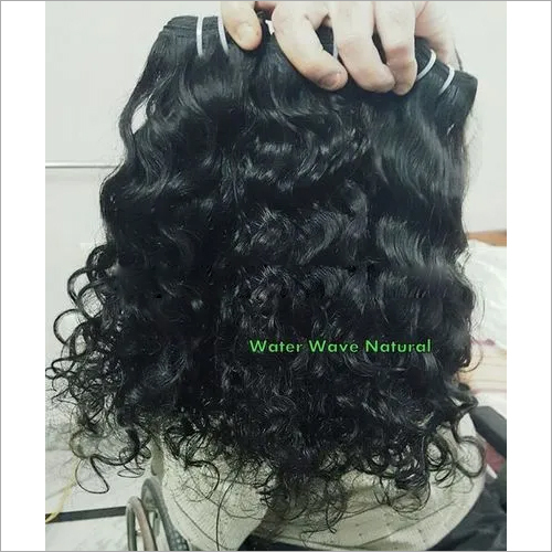 No Shedding And No Tangle Unprocessed Wavy Hair