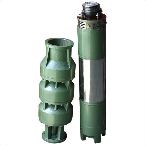 Electric Motor Submersible Pump
