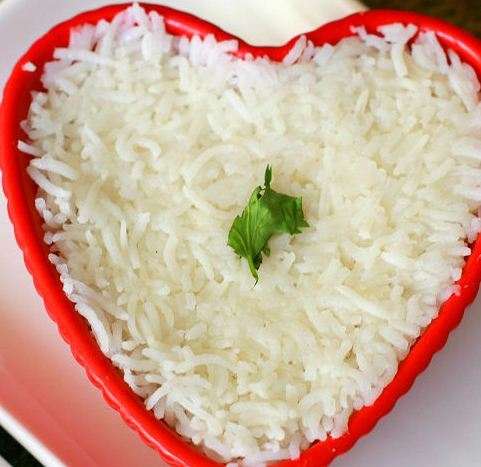Simple Boiled Rice