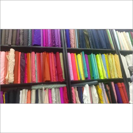 Georgette Plain Fabric Lot