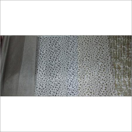 Printed Taffeta Fabric