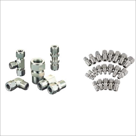 Hydraulics Tube and Pipe Fittings