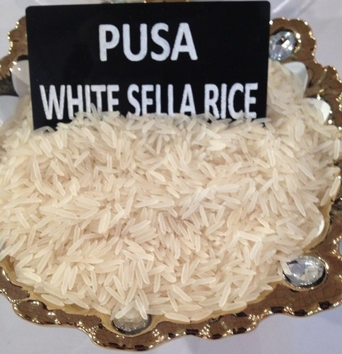 Pusa White Sella Basmati Rice