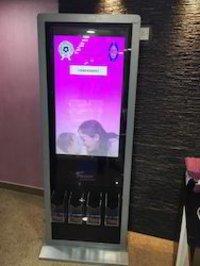 Stylish Kiosk system