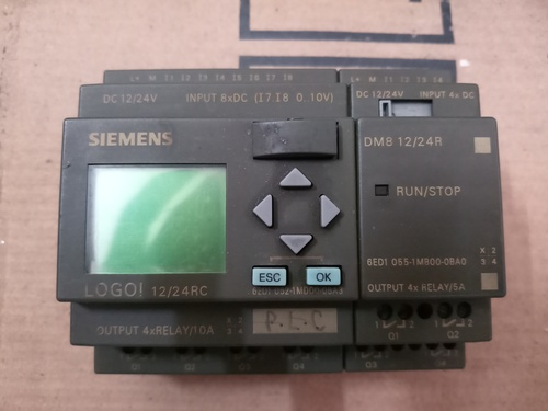 SIEMENS LOGO  C-P9D53582