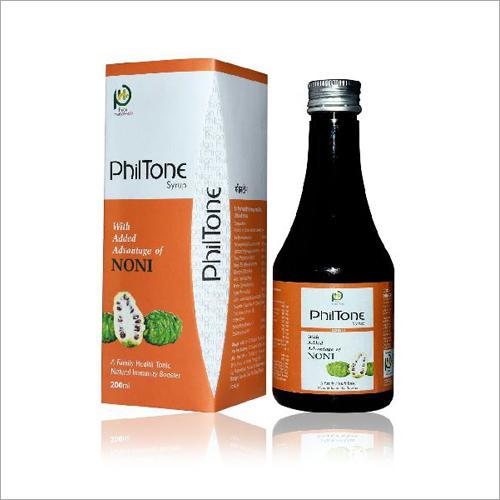 Philtone Syrup