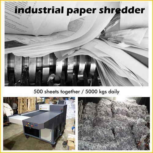 Industrial Shredder