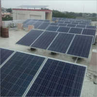 On Grid Solar Rooftop System