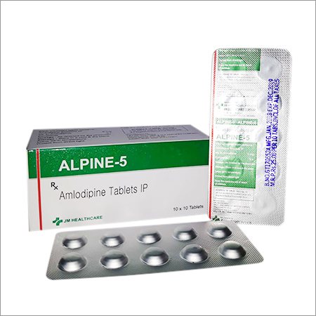 Amlodipine Alpine Tablets