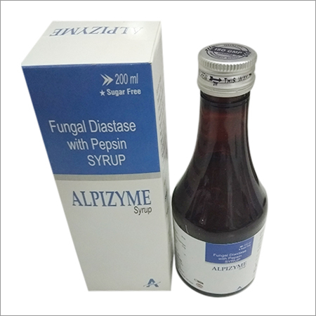 Alpizyme Syrup