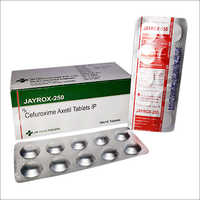 Jayrox-250 Cefuroxime Axetil Tablets