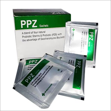 PPZ Probiotic Strains Sachets